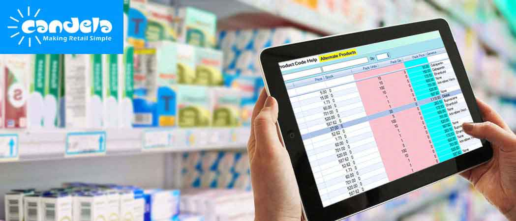 Pharmacy retail features- Generic names management